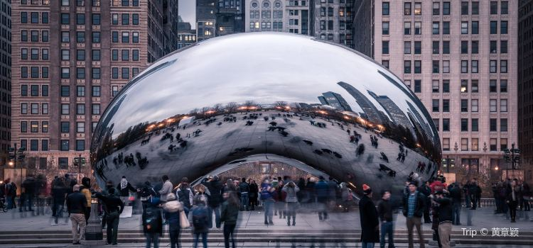 Cloud Gate2