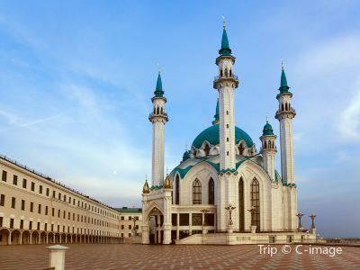 庫爾·沙裡夫清真寺