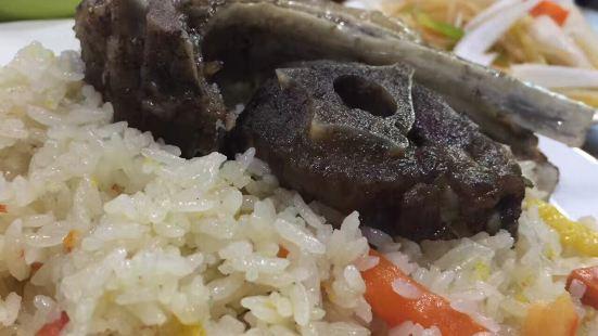托克遜阿米尼汗快餐廳