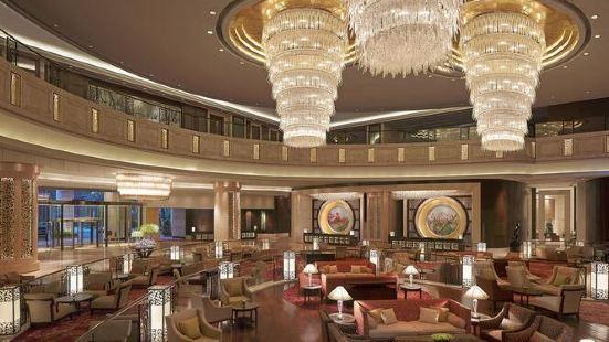 Shenzhen Futian Shangri-La Hotel Lobby Lounge