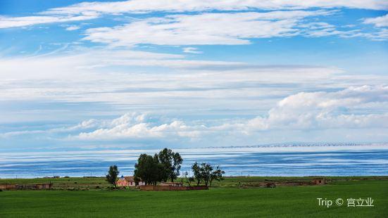 Erhai Lake of Qinghai Lake