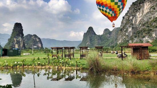 樂天遊熱氣球