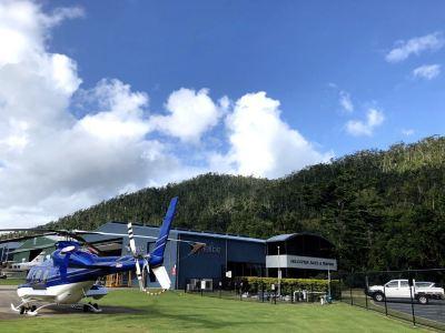 大堡礁直升飛機