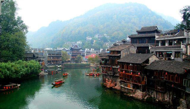 國內最美10大古鎮