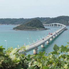 Tsunoshima Bridge User Photo