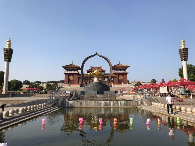 蟠桃山佛教文化景區