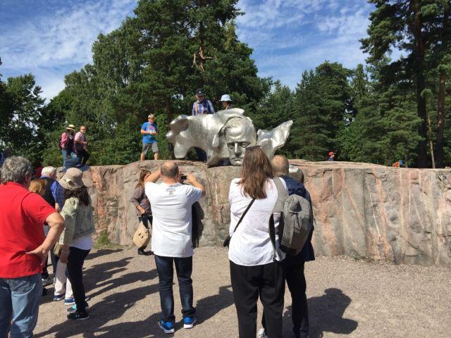 Sibelius Park & Monument