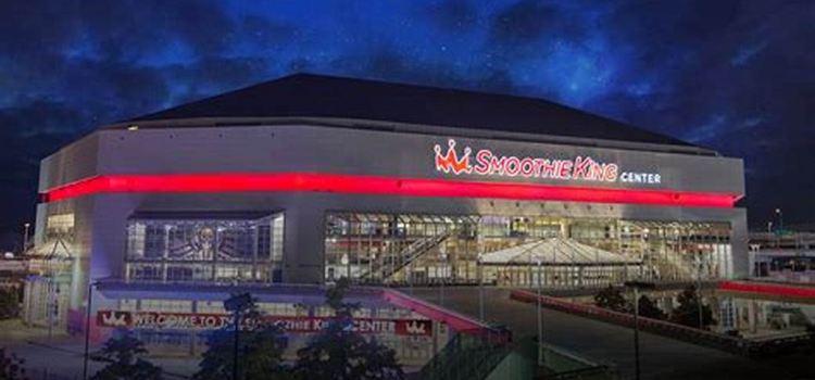 Smoothie King Center2