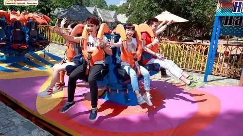 快Pick一下這9個好玩的遊樂園,週末一起high翻天啦!