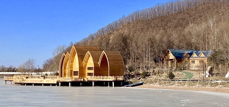 Liuding Mountain Cultural Tourism Zone2