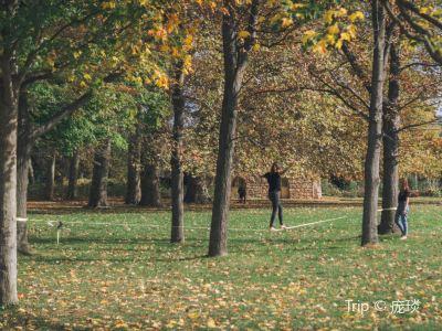 Parc de la Tete d'Or