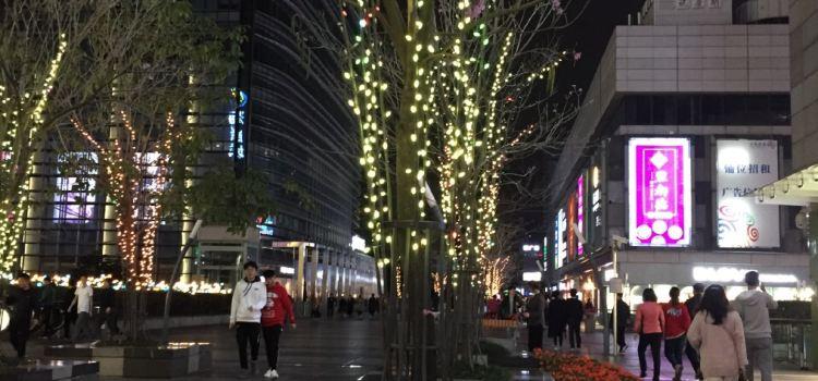 深圳東亞風情商業步行街1