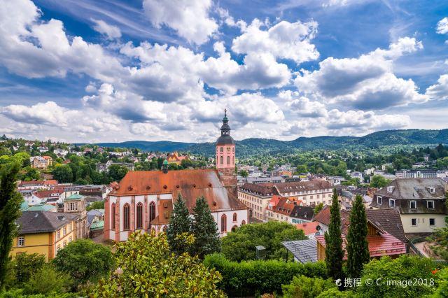 德國:感受城市的厚重歷史,沉醉小鎮的獨特魅力
