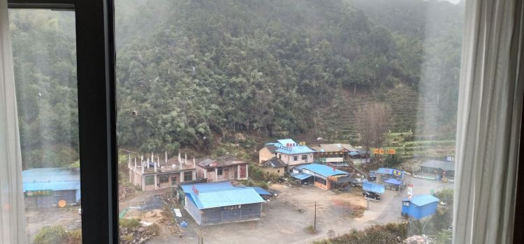 Mangshan Forest Hot Springs1