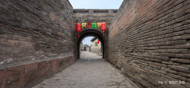 Zhangbi Ancient Castle1