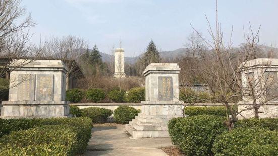 蕭宿銅靈邊區革命烈士陵園