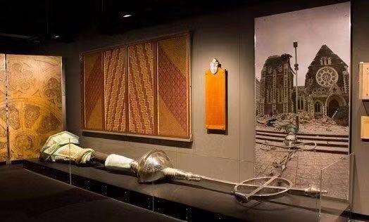 地震之城展覽館1