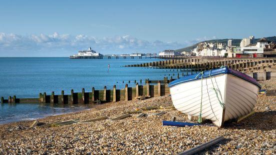 Eastbourne海灘