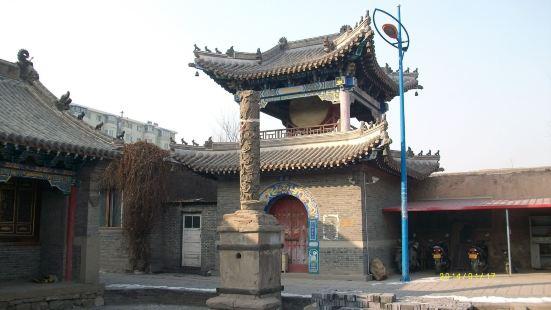 朝陽關帝廟