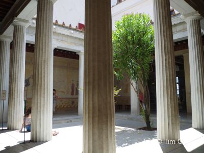 Greek Villa Kerylos (Villa Grecque Kerylos)