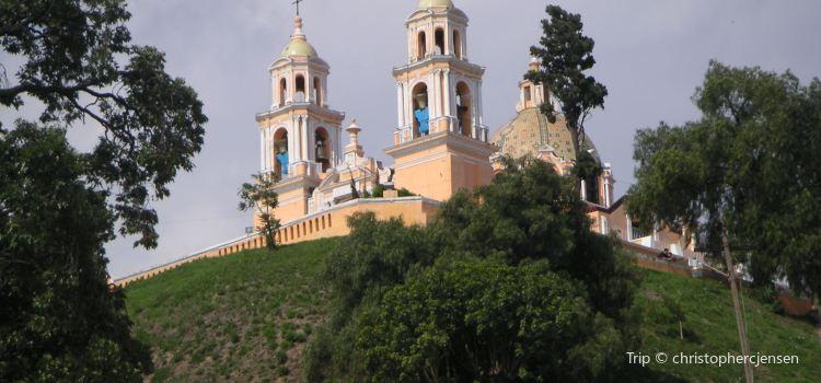 Church of Our Lady of Remedies (Santuario de la Virgen de los Remedios)1