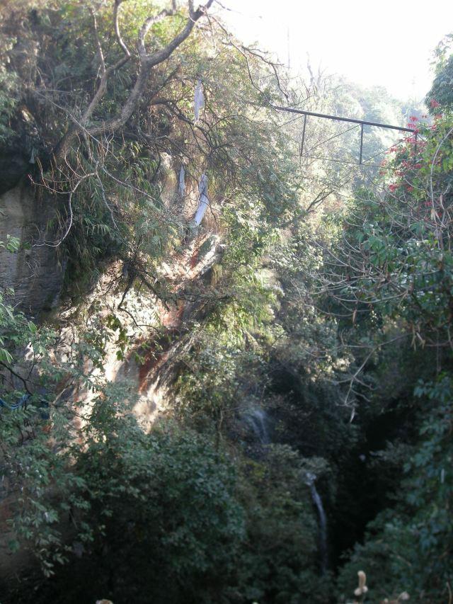 色悌河峽谷