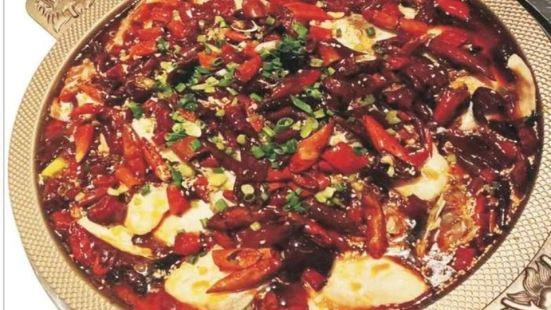 本塘我家酸菜魚(金都廣場店)
