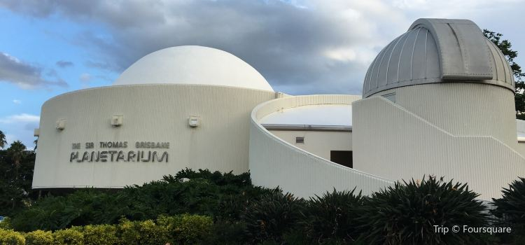 Sir Thomas Brisbane Planetarium3