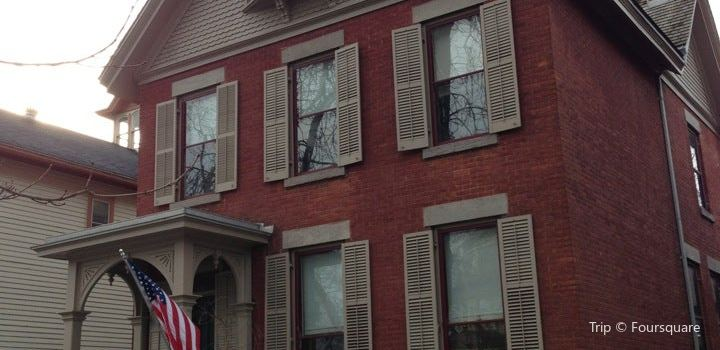 National Susan B. Anthony Museum & House3