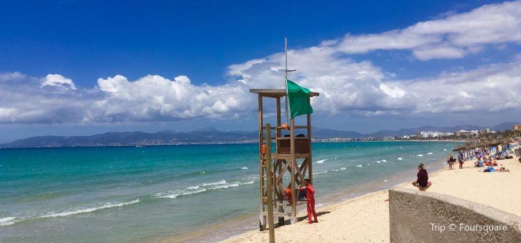 Arenal Beach