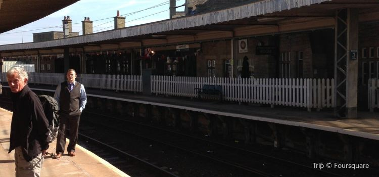 Carnforth Station Heritage Centre1
