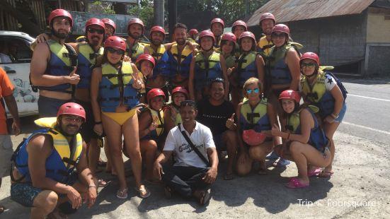 Ubud Rafting