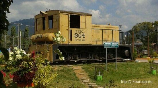 Museo Ferroviario Progreso