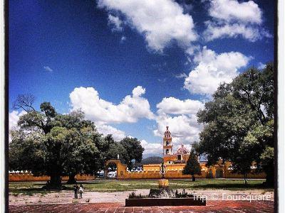 Ex-Convento de San Gabriel