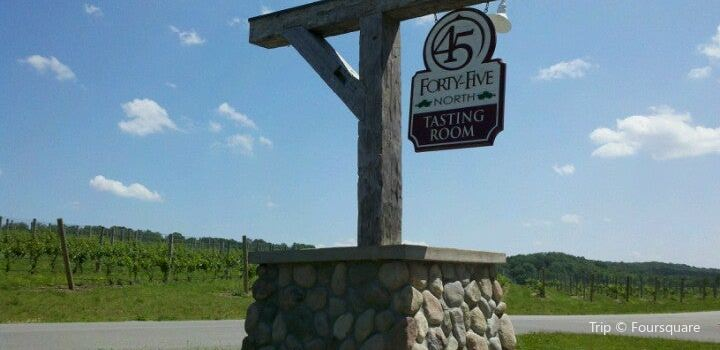 Forty-Five North Vineyard & Winery2