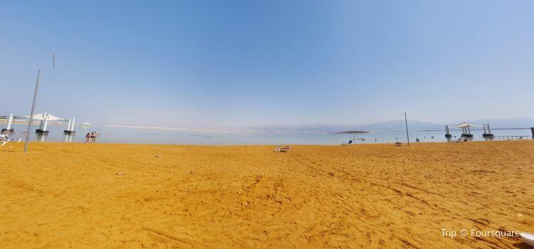 Ein Bokek Beach2