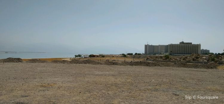 Ein Bokek Beach1