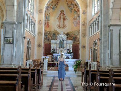 Župnijska Cerkev Srca Jezusovega