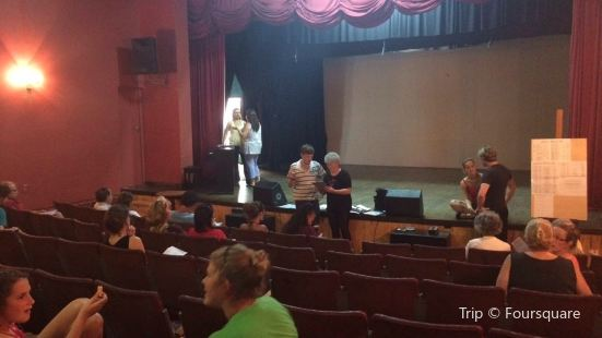 Oakhurst Insurance George Arts Theatre