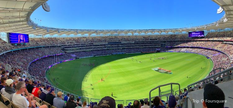 Optus Stadium travel guidebook –must visit attractions in