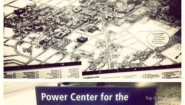 Power Center for the Performing Arts2