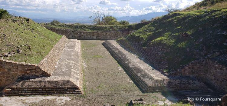 Zona Arqueologica de Atzompa1