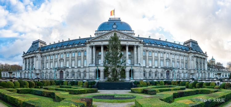 Royal Palace of Brussels2