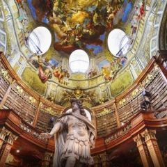 State Hall of the Austrian National Library用戶圖片