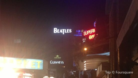 The Beatles Bar
