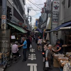 Tsukiji Fish Market User Photo