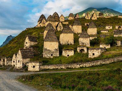 Dargavs Village: City of the Dead