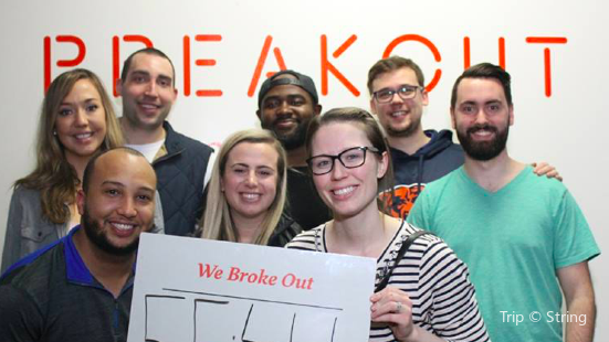 Breakout Games - Tallahassee