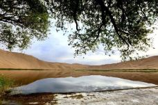巴丹湖-阿拉善右旗