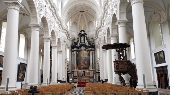 聖沃爾布加教堂